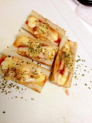 お弁当に☆ちくわのチーズ焼き