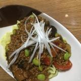夏のジャージャー麺