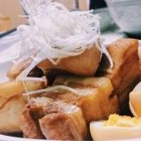 フライパンで簡単!豚の角煮