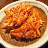 さつま芋と生姜のかき揚げ