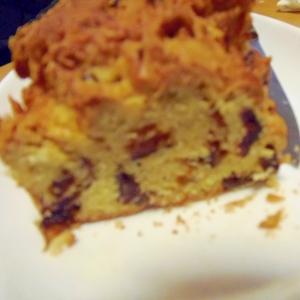 プルーンパウンドケーキ