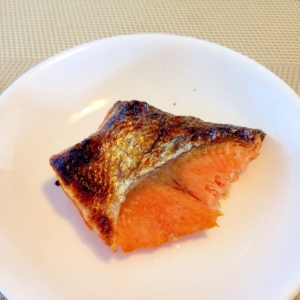 お弁当に☆焼き鮭