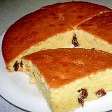 大人のバターケーキ