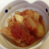 完了期 冬瓜とジャガイモのラタトゥイユ