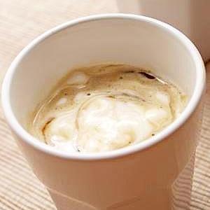 マシュマロ葛コーヒー
