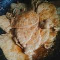 生姜たっぷりで⭐豚肉のカリカリ醤油焼き♪
