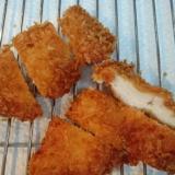 鶏むね肉で激安ボリュームチキンカツ
