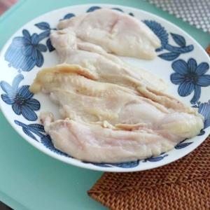 簡単! レンチンde塩鶏
