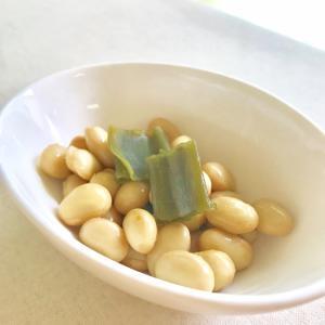 昆布の自然な旨味!豆の昆布煮