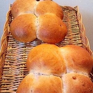 中身は何かな?お楽しみパン