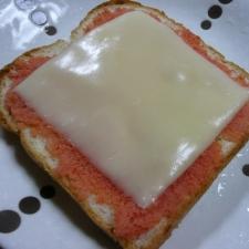 絶品! 明太子チーズトースト☆