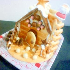 お菓子の家(無印ヘクセンハウス)