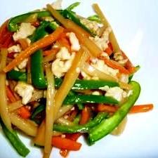 ★*彩り鮮やか*★「彩り野菜のオイスター炒め」