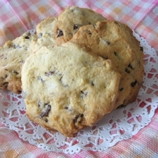 ザクザクチョコクッキー