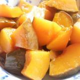 かぼちゃの田舎煮