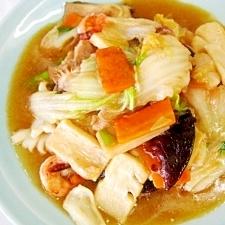 海鮮の旨味たっぷり八宝菜