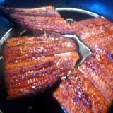 市販の鰻を香ばしく、柔らかくする方法