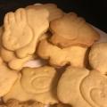 簡単!型抜きクッキー