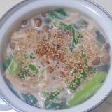 妊婦さん煮麺++