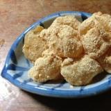 片栗粉でプルプルわらび餅♡