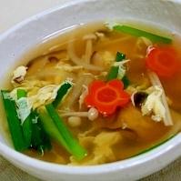 彩りスープ☆