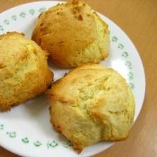 甘食風クイックパン