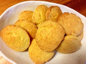 ホットケーキミックスでサクサククッキー