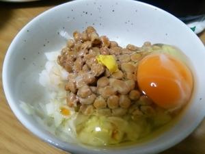 春限定☆新たま納豆