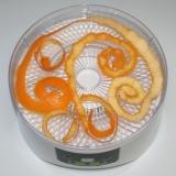 簡単おしゃれにフレンチ風味☆食品乾燥機でオレンジ塩