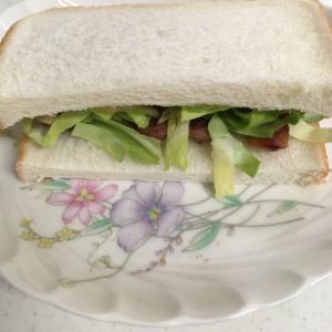 ビッグマック風、サンドイッチ!