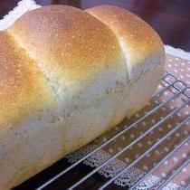 ソフトな食感の☆ライ麦食パン