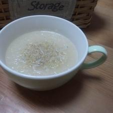 大根の和風スープ