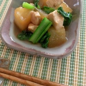 簡単☆鶏肉と冬瓜の煮物♪