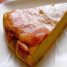 混ぜるだけバターなしの黒糖さつまいもケーキ