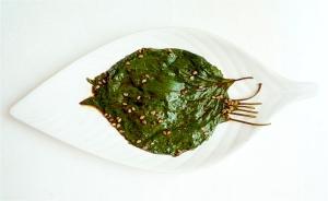 ケンニプチャンアチ えごまの葉の醤油漬け