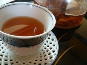 お手軽簡単『なつめ茶』