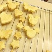 子どもと作ろう!型ぬきクッキー