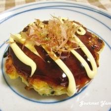 豆腐のミニお好み焼き♡(グルテンフリー)