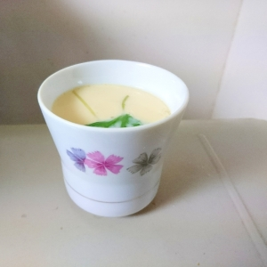 茶碗蒸し(スチームオーブン)
