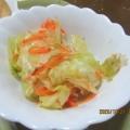 茹でレタスサラダ
