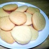簡単サクサク強力粉クッキー