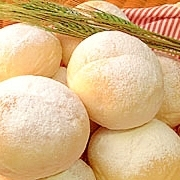 【ママパン】ハイジの白パン