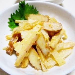 味付け簡単!「さつま揚げ」の炒め物レシピ