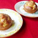 パイナップル・クリームチーズマフィン
