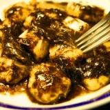 お餅が残ったら、もっちりニョッキの焼き海苔葱ソース