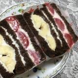 わんぱくサンド★マスカルポーネ&フルーツ★