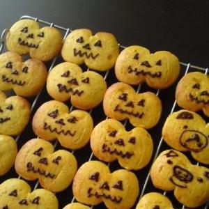 カボチャたくさん!しっとりクッキー