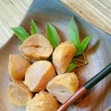 低カロリー◎栗の甘露煮