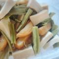春の山菜料理☆ 「フキとワラビの炒め煮」