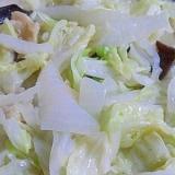 白菜たっぷり!ヘルシー八宝菜
